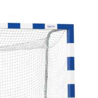 Goal net 300x200 cm, 4,5x4,5 cm, ø 2.8 mm, white