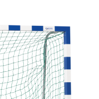 Goal net 300x200 cm, 10x10 cm, ø 4.5 mm, green
