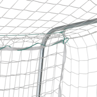 Handball goal regulation net